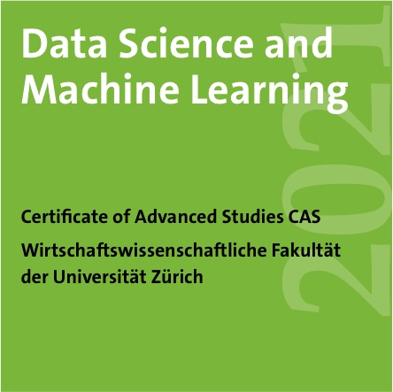 CAS Data Science & Machine Learning